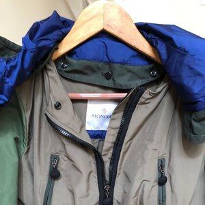Moncler Jackets & Coats - ⛔️Sold⛔️Moncler green khaki jacket